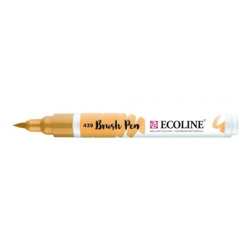 Talens ecoline Brush Pen sepia licht