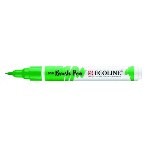 Talens ecoline Brush Pen woudgroen