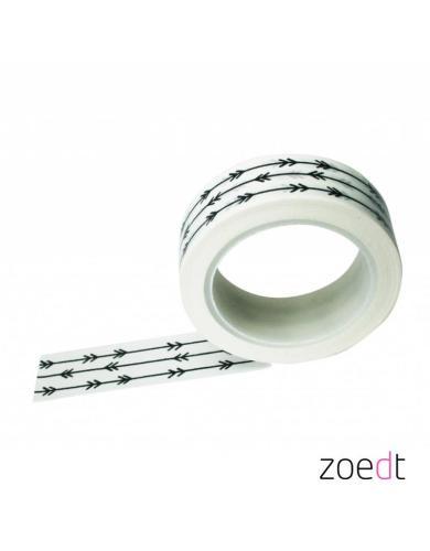 Washi tape pijlen