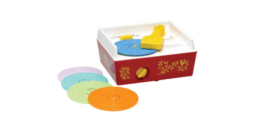 Platenspeler /+18M | Fisher Price