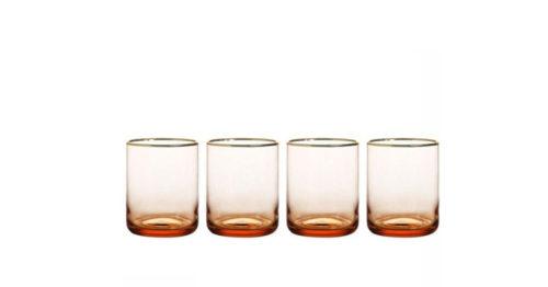 Waterglass (set van 4)