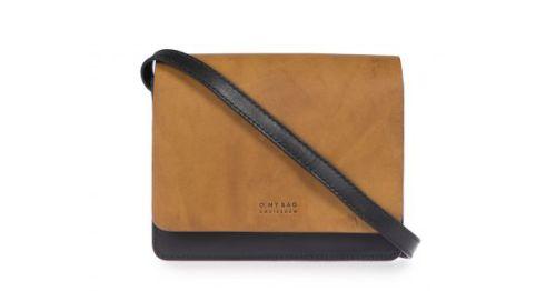 O my bag Audrey Mini Black / Camel