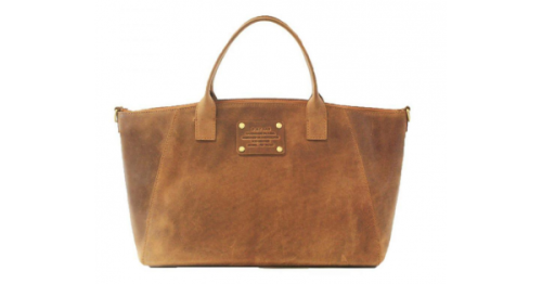 O my bag Fly violet midi eco-camel