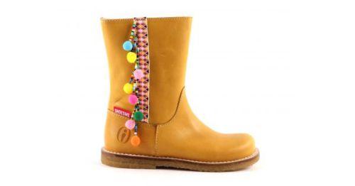 Shoesme laarsje  - geel (maat 25-30)