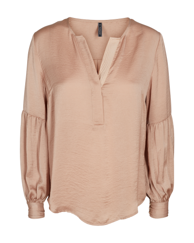 Nicci Blouse Goud Freequent