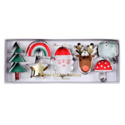 Koekjesvormen kerst