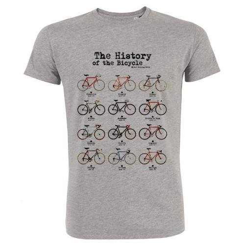T-shirt The history