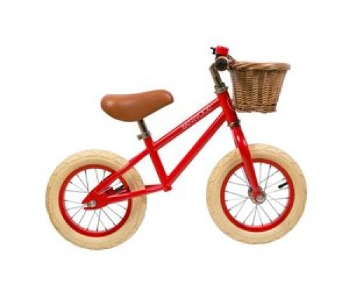 Banwood • Loopfiets FIRST GO! red