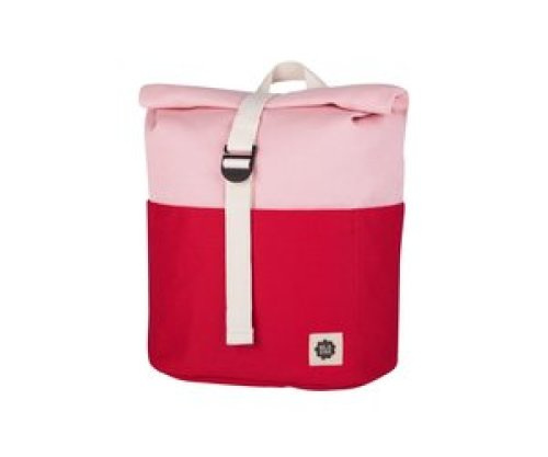 Blafre Roll-top rugzak 3-7j red/pink