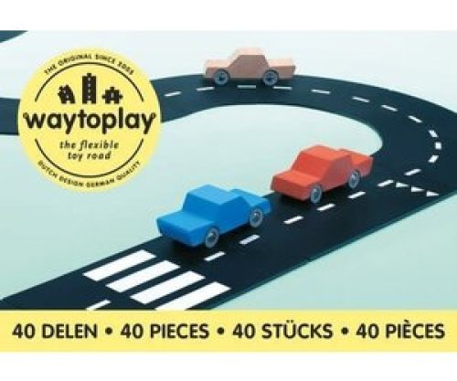 Waytoplay King of the Road (40 delen)