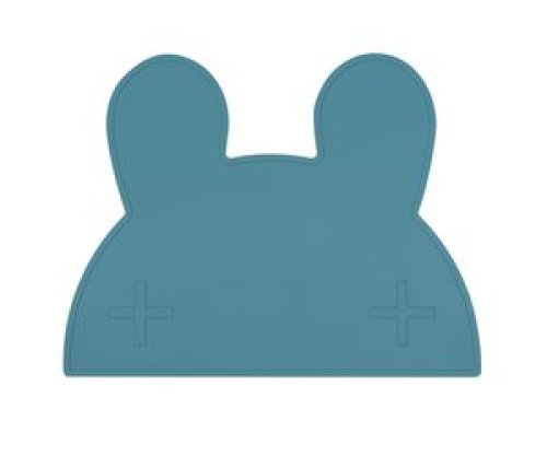 We Might Be Tiny Placemat Bunny Schemer blauw