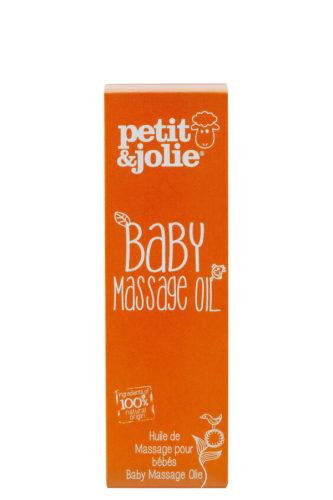 Massageolie – Petit et Jolie
