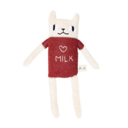 Rood Katje I Love Milk
