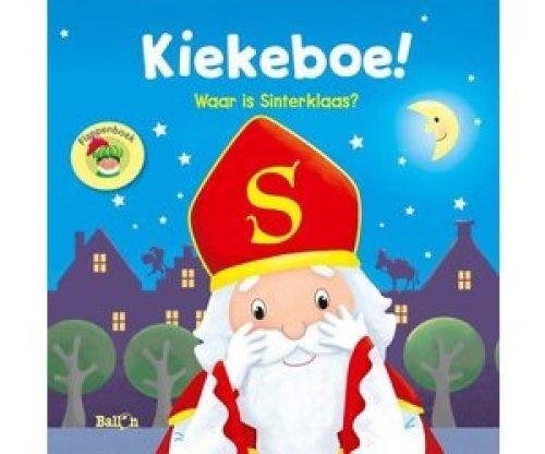 Kiekeboe | Waar is Sinterklaas