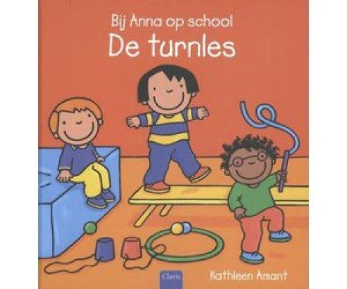 Bij Anna op school | De turnles