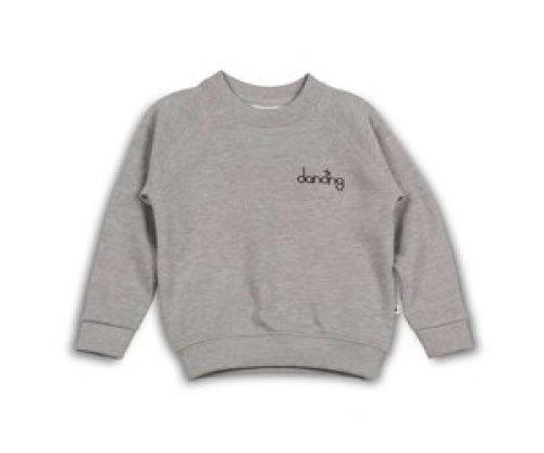 Sweater | Heather Grey | Dancing