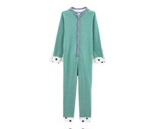 onesie pyjama met heldencape voor jongens
