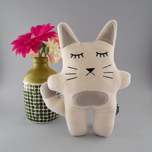 Cat - Beige +Taupe