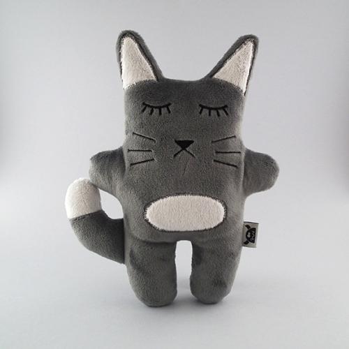 Cat - Donkergrijs