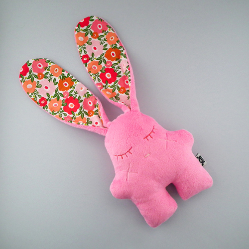 Nooz - Candy pink + katoen 25