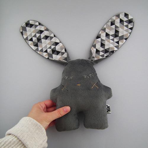Nooz - Dark grey + katoen 15