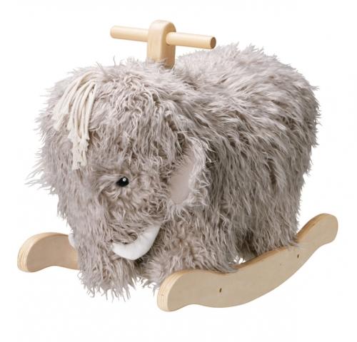 Kid's Concept - schommelpaard rocking mammoet