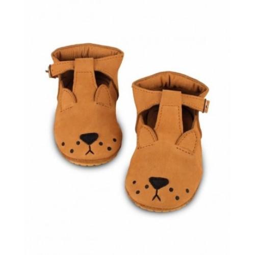 Baby schoentjes leeuw