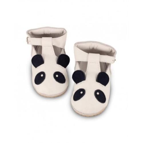 Baby schoentjes panda