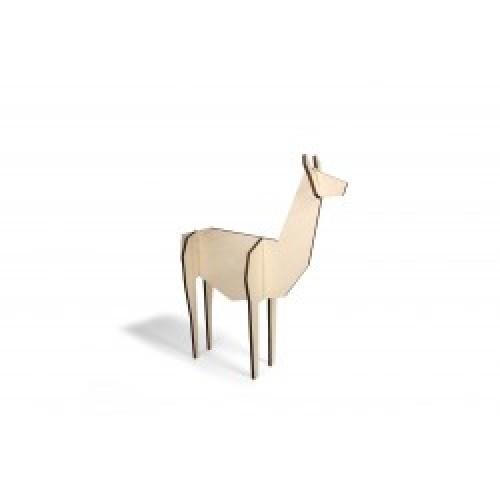 Nordic puzzel lama Large
