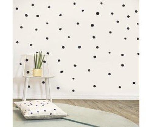 Muursticker Polka Dots - Chispum