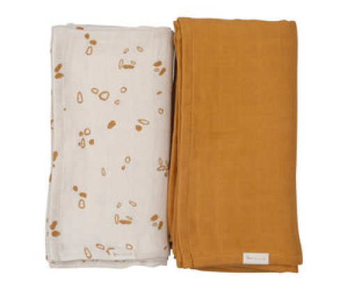 Swaddle Woodland Path (2-pak) - Fabelab