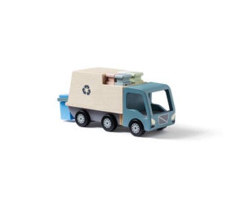 Houten Vuilniswagen - Kid's Concept