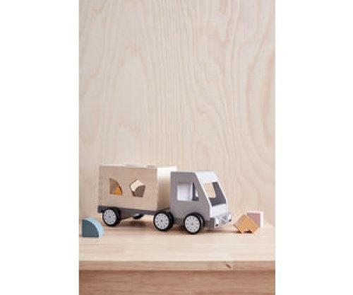 Vrachtwagen Met Vormpjes - Kid's Concept