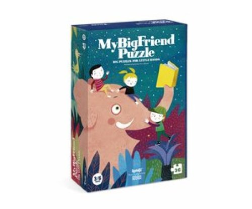 Londji Puzzel - My Big Friend