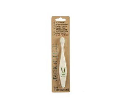 Organic Tandenborstel Konijn - Jack N' Jill