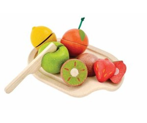 Houten Fruit Assortiment - PlanToys