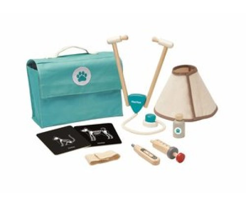 PlanToys - Set Dierenarts