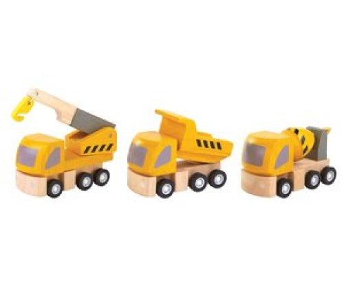 Set Onderhoudswagens - PlanToys