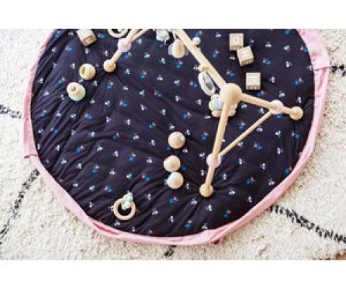 Play & Go Baby Speelmat - Bloemen