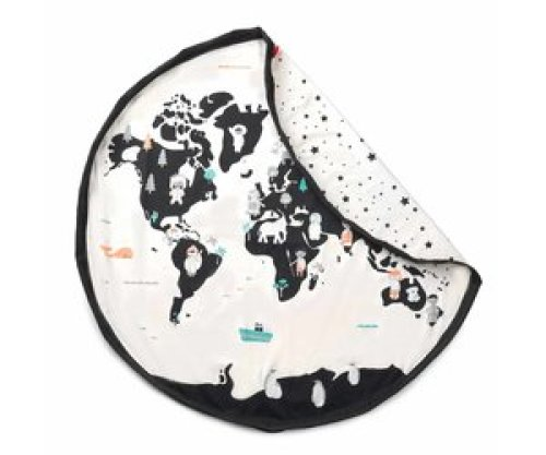 Play & Go Opbergzak - Worldmap