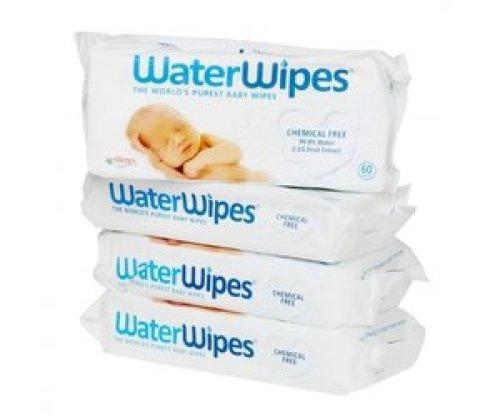 Voordeel Pak WaterWipes - 4 x 60 stuks