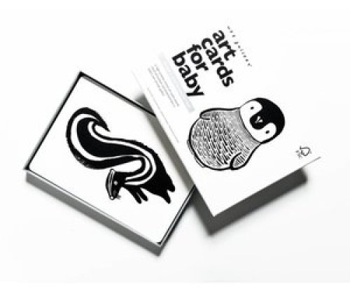Wee Gallery - Art Cards - Black & White