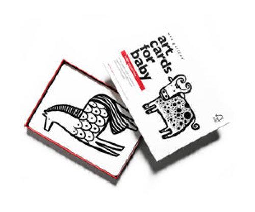 Wee Gallery Art Cards - Boerderij