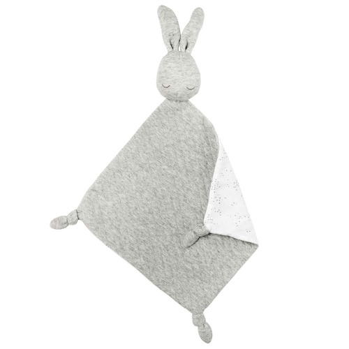 Doudou / konijn - grijs