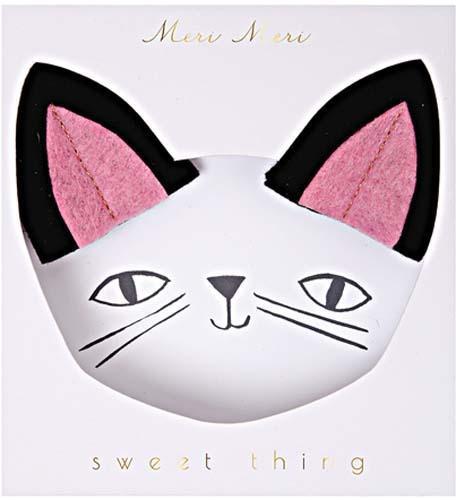 Haarclips 'Cat' - Meri Meri