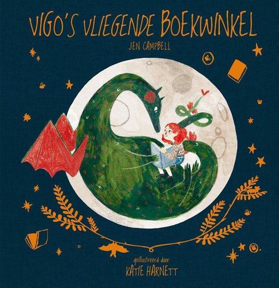 Vigo's vliegende boekwinkel - J. Campbell