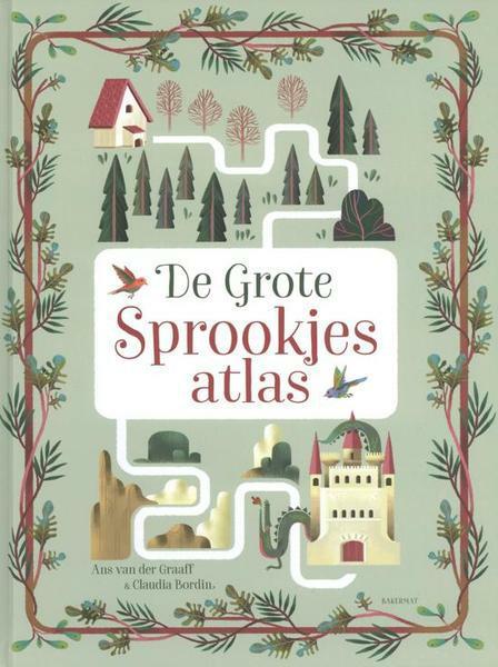 De grote sprookjesatlas-  Ans van der Graaff