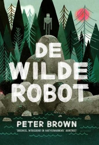 De wilde robot- Peter Brown