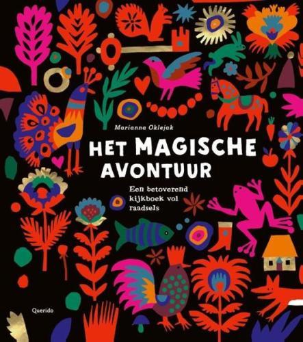 Het magische avontuur - Oklejak