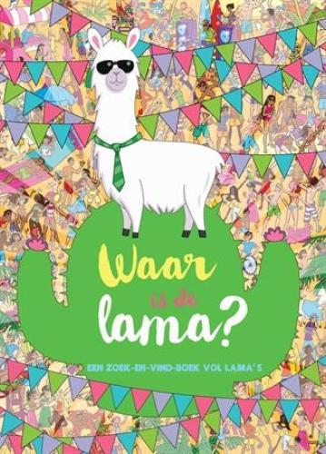 Waar is de lama?